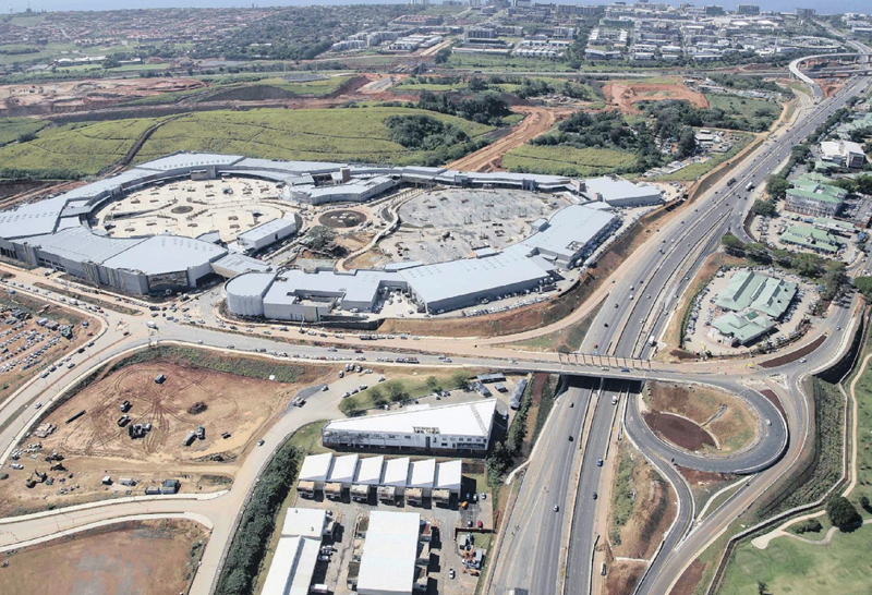 Acclaim for big north Durban development