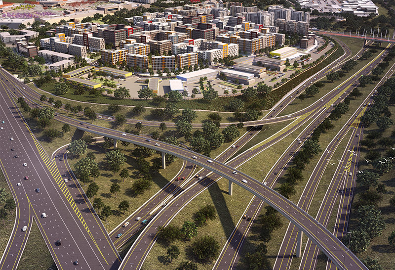 Mega logistics park to be developed at N2 Business Estate